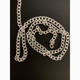 925 Sterling Silver Chain (sold per foot) #-109 | Purity Bead