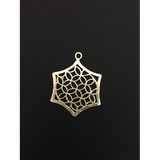 Decorative Charm/Pendent (Gold Plated/Silver Plated) | Purity Beads