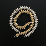 Decorative Gold Beads ,Gold Finish and Silver Plated Beads, E-coated Beads | Purity Beads