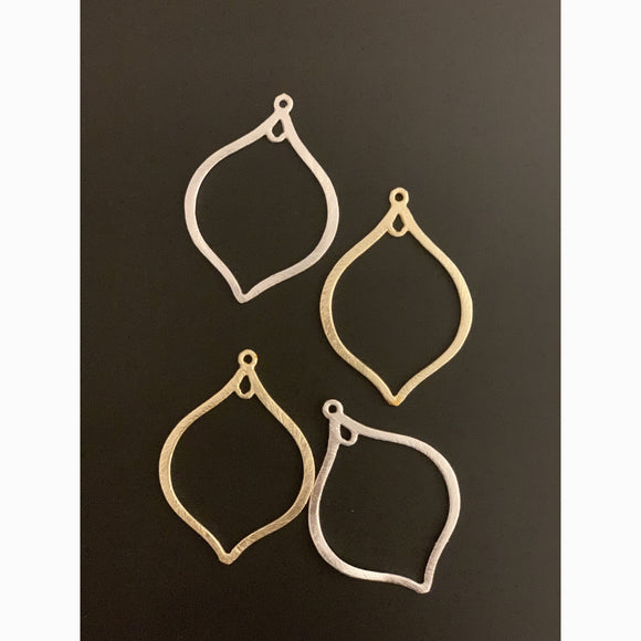Earring Components (Gold Plated/Silver Plated) | Purity Beads