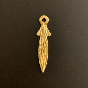Leaf Pendant (Gold Plated/Silver Plated) | Purity Beads