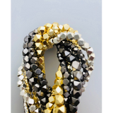 Nuggets (Gold Plated/Silver Plated/Gunmetal Plated) | Purity Beads
