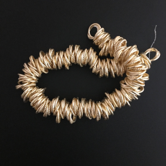 Twisted Love Knots (Gold Plated/Silver Plated) | Purity Beads