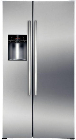 Side-By-Side Fridge Freezers