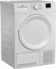 Beko DTLCE80041W 8Kg Condenser Tumble Dryer  - White - B Rated