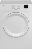 Beko DTLV70041W 7Kg Vented Tumble Dryer - White - C Rated