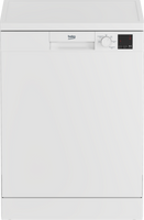 Beko DVN05C20W Standard Dishwasher - White - A++ Rated