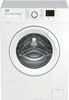 Beko WTK82041W 8Kg Washing Machine with 1200 rpm - White - A+++ Rated