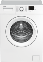 Beko WTK82041W 8Kg Washing Machine with 1200 rpm - White - C Rated