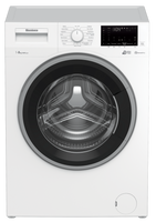 Blomberg LWF184410W Wifi Connected 8Kg Washing Machine with 1400 rpm - White - C Rated