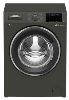 Blomberg LWF184420G Wifi Connected 8Kg Washing Machine with 1400 rpm - Graphite - C Rated