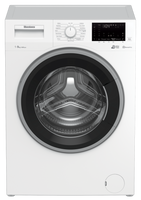 Blomberg LWF194410W Wifi Connected 9Kg Washing Machine with 1400 rpm - White - B Rated