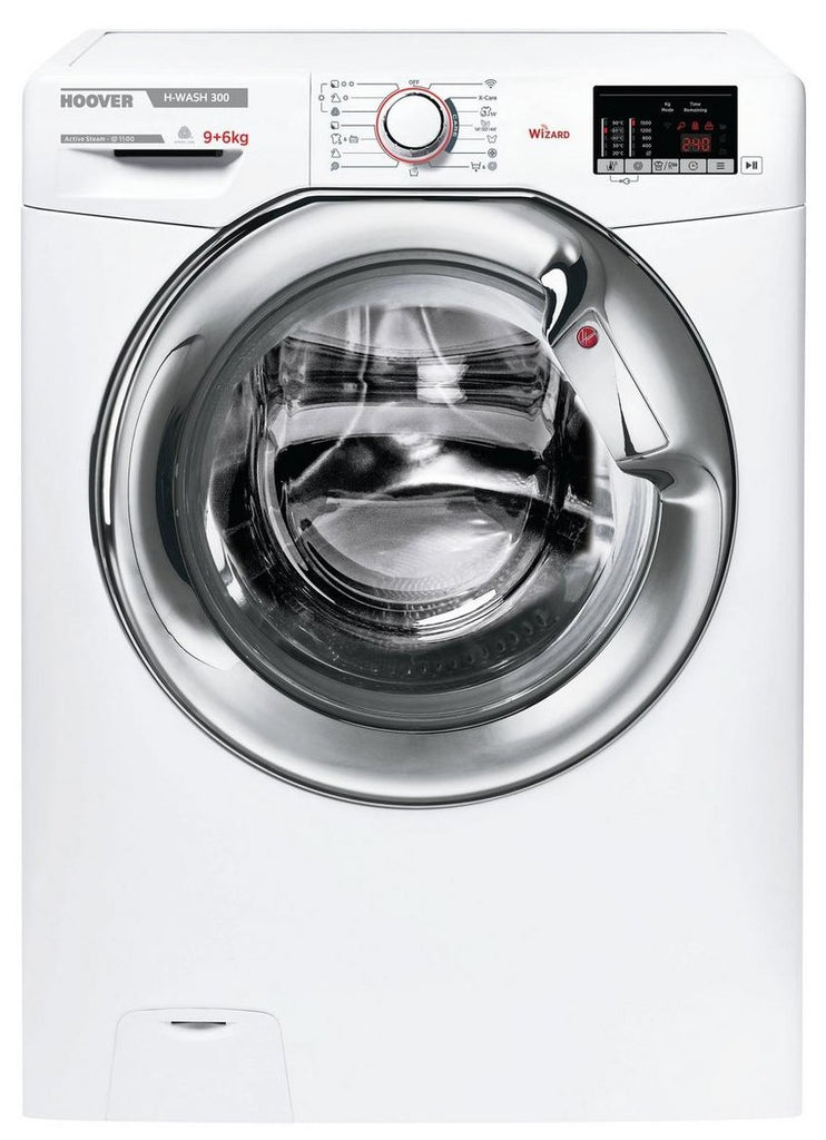 Hoover H3D4965DCE 9Kg / 6Kg Washer Dryer with 1500 rpm - White - E Rated