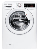 Hoover H3W4105TE 10Kg Washing Machine with 1500 rpm - White - A+++ Rated