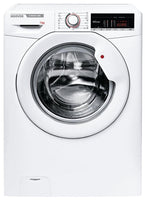 Hoover H3W47TE 7Kg Washing Machine with 1400 rpm - White - D Rated