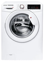Hoover H3W58TE 8Kg Washing Machine with 1500 rpm - White - D Rated