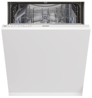 Indesit DIE2B19UK Fully Integrated Standard Dishwasher - F Rated