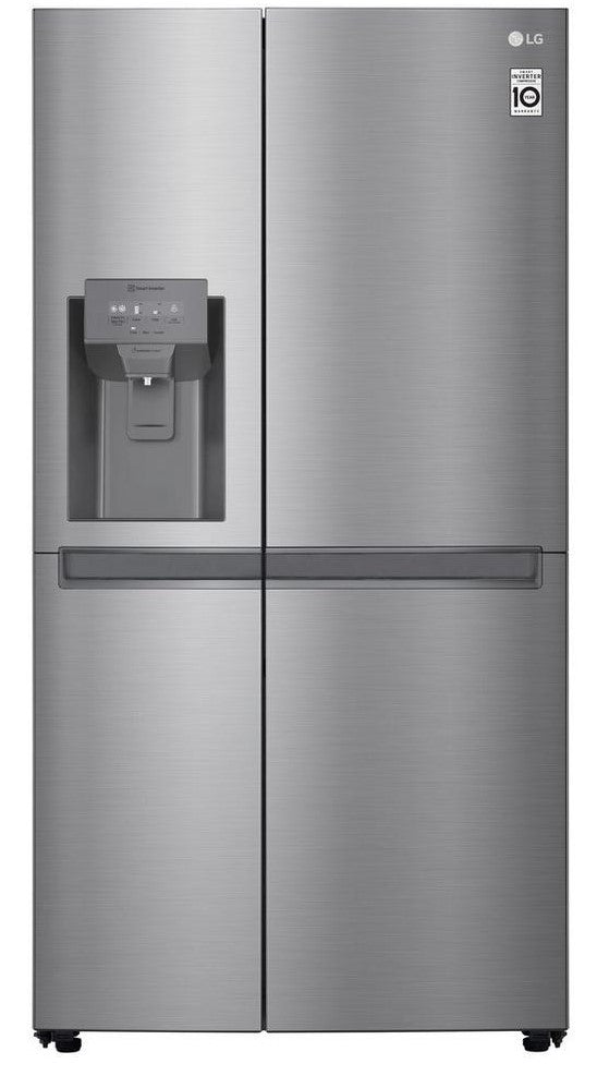 LG GSL480PZXV American Fridge Freezer - Stainless Steel - A+ Rated