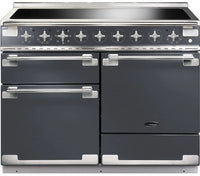 Rangemaster Elise ELS110EISL 110cm Electric Range Cooker with Induction Hob - Slate