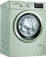 Bosch WAN282X1GB 8Kg Washing Machine with 1400 rpm - Stainless Steel Effect - C Rated