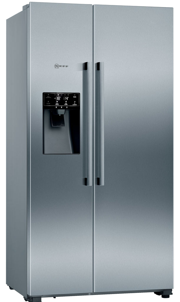 Neff KA3923IE0G American fridge freezer - Stainless Steel - A++ Rated