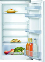 Neff N30 K1536XFF0 54cm Integrated Upright Larder Fridge - Fixed Door Fixing Kit - White - A++ Rated