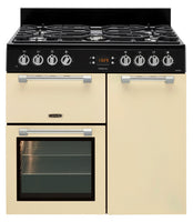 Leisure Cookmaster CK90F232C 90cm Dual Fuel Range Cooker - Cream