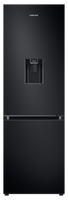 Samsung RB34T632EBN 60cm Frost Free Fridge Freezer - Black - E Rated
