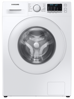 Samsung WW80TA046TE 8Kg Washing Machine with 1400 rpm - White - A+++ Rated