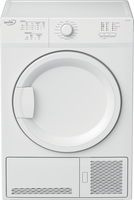Zenith 7Kg Condenser Tumble Dryer  - White - B Rated