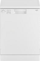 Zenith ZDW600W Standard Dishwasher - White - A+ Rated