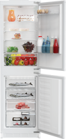 Zenith ZICSD355 Integrated Fridge Freezer with Sliding Door Fixing Kit - White - A+ Rated