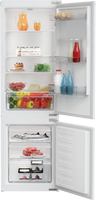 Zenith ZICSD373 Integrated Fridge Freezer with Sliding Door Fixing Kit - White - A+ Rated