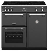 Stoves Richmond S900Ei 90cm Electric Range Cooker with Induction Hob - Anthracite Grey (Matte Finish)