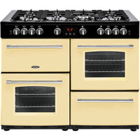 Belling Farmhouse 110G 110cm Gas Range Cooker - Cream