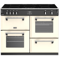 Stoves Richmond S1100Ei Electric Range Cooker with Induction Hob - Classic Cream