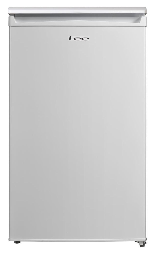 Lec R5017W 50cm Fridge with Ice Box - White - A+ Rated