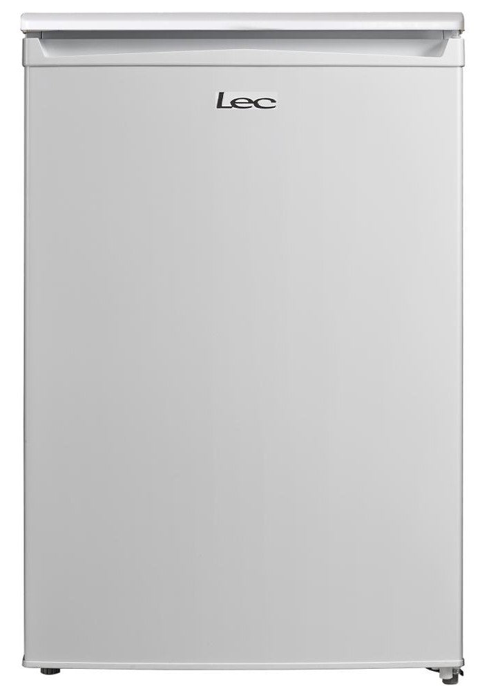 Lec R5517W 55cm Fridge with Ice Box - White - F Rated