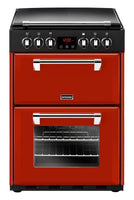 Stoves Electric Cooker Richmond 600E Jalapeno Ceramic Double Oven 600mm Wide