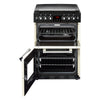 Stoves Richmond 600G 60cm Gas Cooker with Electric Grill - Cream