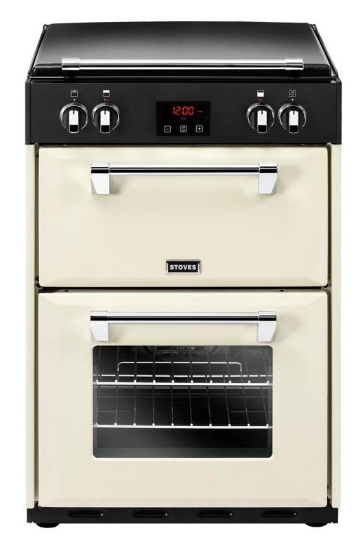 Stoves Richmond 600Ei 60cm Electric Cooker with Induction Hob - Cream