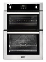 Stoves BI900G Built In Gas Double Oven - Stainless Steel