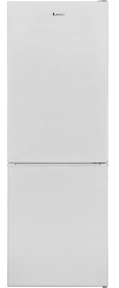 Lec TF55159W 54cm Frost Free Fridge Freezer - White - A+ Rated