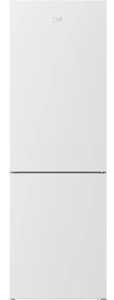 Beko CCFH1685W 60cm Frost Free Fridge Freezer - White - F Rated
