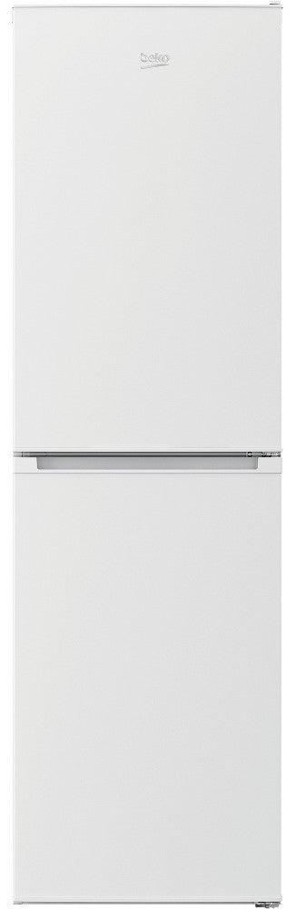 Beko CCFM1582W Frost Free Fridge Freezer A+ Energy 168/95 Litres 545mm Wide White - Moores Appliances Ltd. - 1