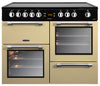 Leisure Cookmaster 100 Electric Ceramic Hob Range Cooker Cream - Moores Appliances Ltd.