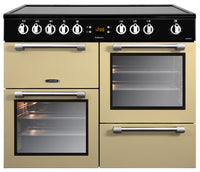Leisure Cookmaster CK100C210C 100cm Electric Range Cooker with Ceramic Hob - Cream
