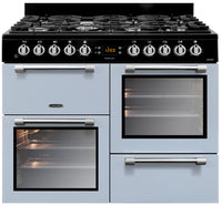 Leisure Cookmaster CK100F232B 100cm Dual Fuel Range Cooker - Blue