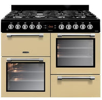 Leisure Cookmaster CK100F232C 100cm Dual Fuel Range Cooker - Cream