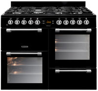 Leisure Cookmaster CK100G232K 100cm Gas Range Cooker - Black